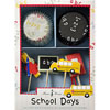 Cupcake Kit School Days, Set of 24 Liners & Picks