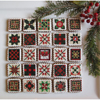 Christmas Quilt Blocks Wafer P