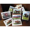 Vintage Horse Prints Wafer Paper,