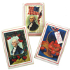 Vintage George Washington Postcard Wafer Paper