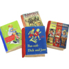 Vintage Early Reader Book Covers Wafer Paper