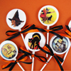 Vintage Halloween Lollipop Wafer Paper