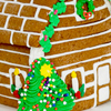 Gingerbread Cabin How-To