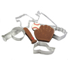 Cookie Cutter Baseball Set of 6, T