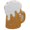 Cookie Cutter Beer Mug Copper