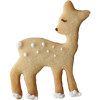 Cookie Cutter Fawn, Stainless Steel