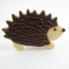 Cookie Cutter Hedgehog, Stainless Steel