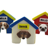 Cookie Cutter Dog House, Tin
