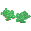 Cookie Cutter Sea Turtle, Tin