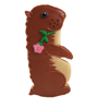 Cookie Cutter Groundhog Tin