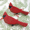 Red Cardinal Cookie Cutter, Tin