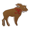 Cookie Cutter Moose, 4