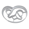 Cookie Cutter Pretzel Stainless Steel 3
