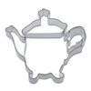 Cookie Cutter Tea Pot Stainless Steel