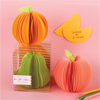 SALE! Fruit Sticky Notes, Assorted Designs