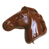 Horse Head Chocolate Lollipop Mold