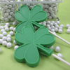 Shamrock Lollipop Chocolate Mold