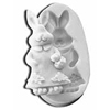 SALE! Mrs. Easter Rabbit Silicone Mold
