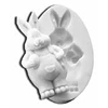 Mr. Easter Rabbit Silicone Mold