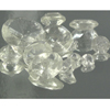 Edible White Diamond Sugar Cake Jewels Large Size Assortment