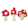Sugar Toadstools, Set of 12
