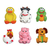 Icing Farm Animal Assortment, Set of 6