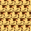 Rubber Duckie Chocolate Transfer Sheet