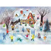 Snowball Fight Advent Calendar
