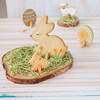 Easter Stand-Up Cookie Cutters, Set of 4