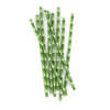 Bamboo Paper Straws, Package of 144