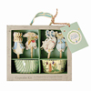 Cupcake Kit Beatrix Potter's Peter Rabbit Set of 24 Liners