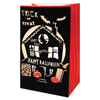 SPECIAL SALE! Happy Halloween Luminary Bags, Set of 4