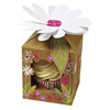 Little Garden Small Cupcake Boxes, Set of 4