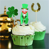 Cupcake Kit St. Patrick's Day Luck Irish, Set of 24 Liners