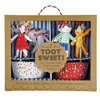 Cupcake Kit Toot Sweet Children, Set of 24 Liners & Picks