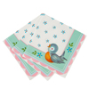 Baby Blue Bird Napkins Package of 20