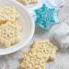 Cookie Stamp & Cutter Snowflakes, Set of 4