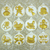 12 Days of Christmas Chocolate Molds