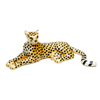 SALE! Porcelain Cheetah Miniature Figurine, 3