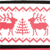 Wired Sweden Elk Ribbon, 3 yards