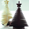 Silicone 3D Christmas Tree Mold