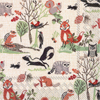 Woodland Animals Paper Luncheon Napkins
