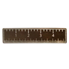 Chocolate Ruler, Set of 5