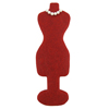 Cookie Cutter Dress Form, 5