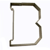 Cookie Cutter Varsity Letter B
