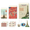 Cavallini Vintage Paris Petite Treat Bag Set