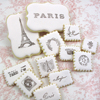 Cavallini Paris Rubber Stamp