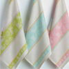 Hoppy Easter Egg Jacquard Dishtowels, Set of 3