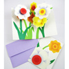 Sabuda Daffodils Pop Up Note Cards from MoMA, Set of 6