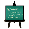 SALE!  Chocolate Chalkboard on Easel